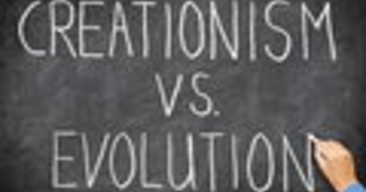 creationsm vs evolution Creationism vs evolution i am a biochemistry & molecular biology major at messiah college during my time of studying molecular genetics, biochemistry, etc, i have tried to hold onto my traditional view.